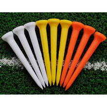 Hot Sale 69mm Plastic Colorful Golf Annulus Tees Golf tees