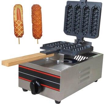 Gas French Muffin hot dog machine/ Philippine muffin hot dog machine
