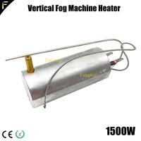 1500watt Vertical Fogger Fog Machine Heater Block 1500w Vertical Nozzle Heating Round Pipe for Smoke Fog Machine Parts