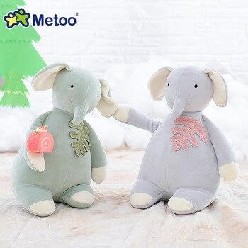 Мягкая плюшевые животные Metoo 3