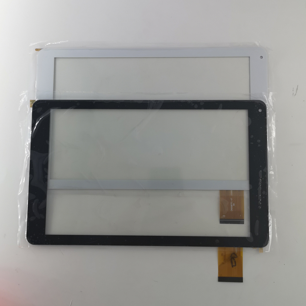 New 10.1 inch Capacitive touch screen Digitizer panel Glass Sensor for Aoson R101 R102 tablet pc black and white for irbis tz191 tz 191 tablet capacitive touch screen 10 1 inch pc touch panel digitizer glass mid sensor