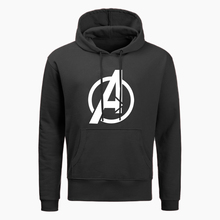 New Marvel The Avengers Costume Hoodies Men Hooded Brand 2019 Autumn And Winter End Game Sweatshirt Jacket