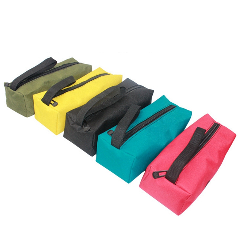 Alloet Multifunctional Storage Tools Bag Canvas Waterproof Utility Oxford For Small