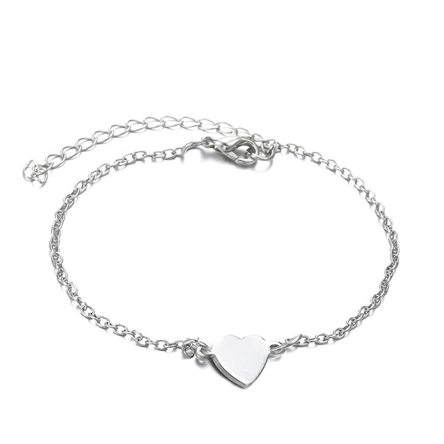 New Heart Female Anklet 1
