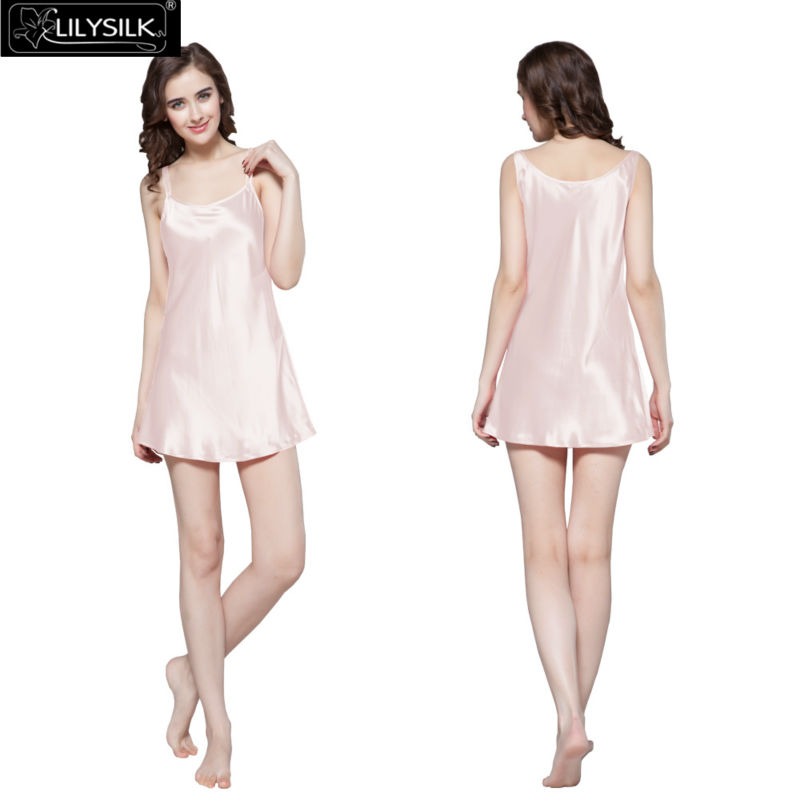 1000-light-pink-22-momme-mini-scoop-neck-silk-nightgown