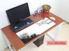 World of Tanks коврик для мыши 800×300 мм коврик для мыши Notbook коврик для компьютерной мышки locrkand игровой padmouse геймер к клавиатура коврики для мыши