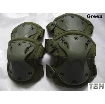 2017new Tactical Paintball Protection , Knee Pads & Elbow Pads Set Free Shipping