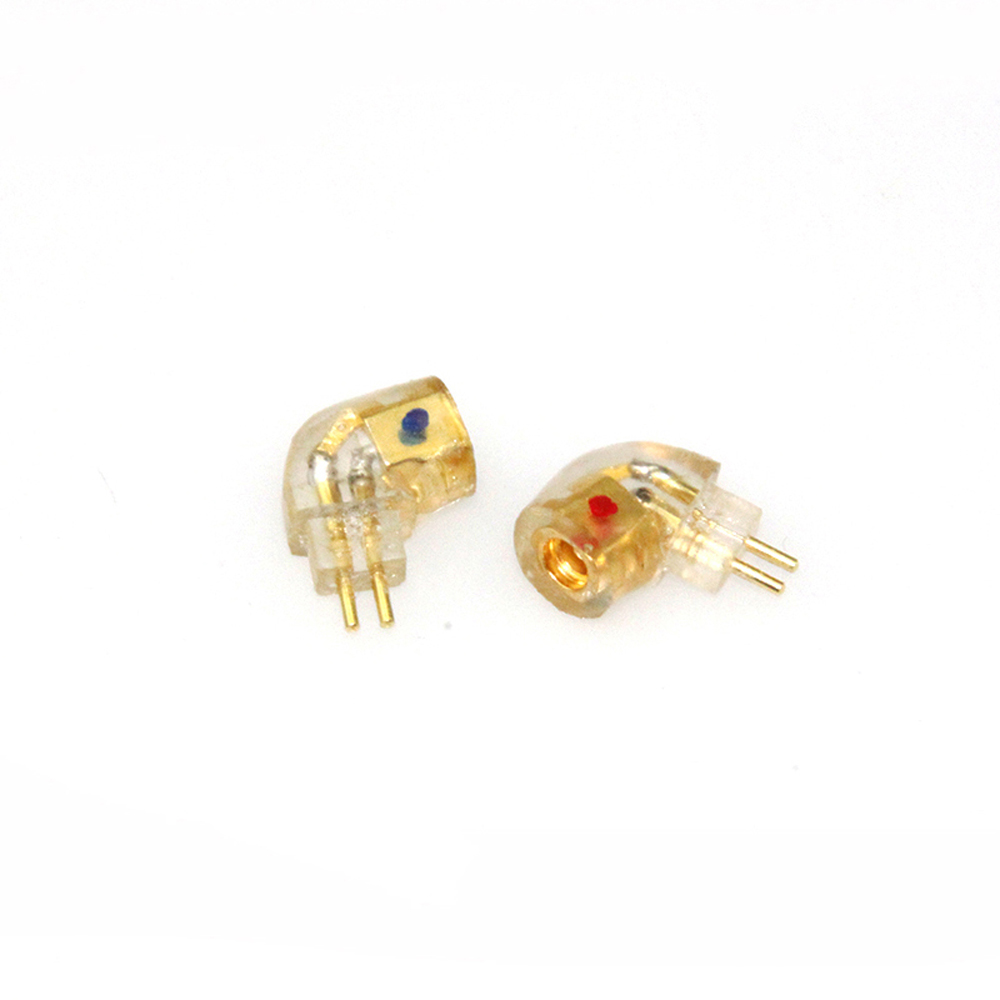 Linsoul Earphone Connector Adapter MMCX 0 78mm 2Pin For QDC SONY IE80 W4R JH IM FitEar