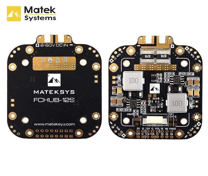Matek XCLASS FCHUB-12S