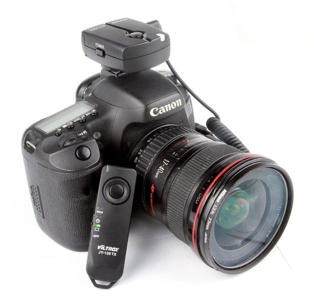 Canlı 5D 6D 5DII 5DIII IV 7D 7DII 40D 50D üçün VILTROX JY-120-C3 - Kamera və foto - Fotoqrafiya 3