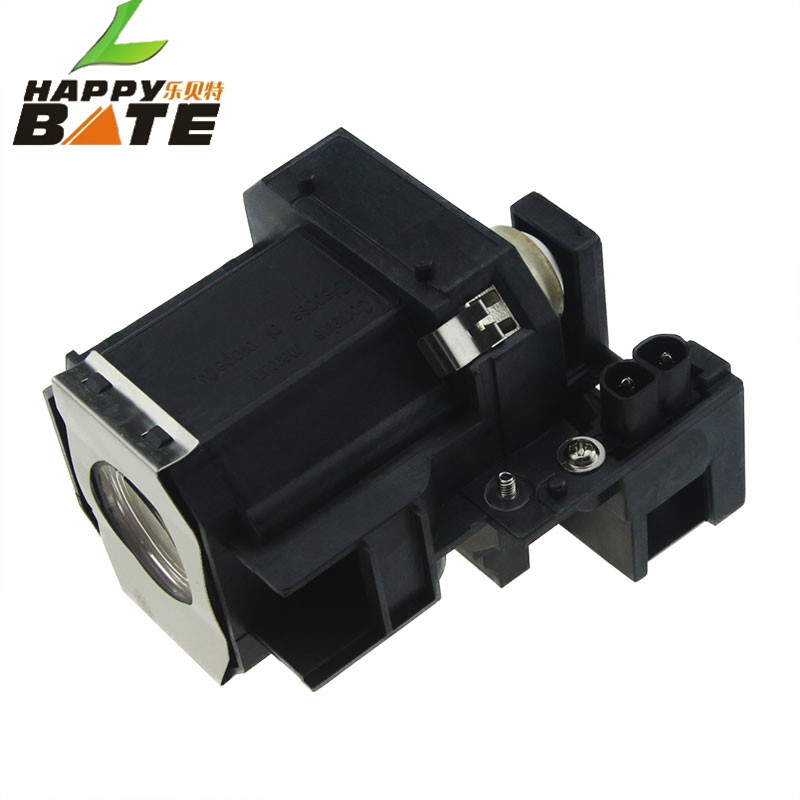 HAPPYBATE ELPLP35/V13H010L35 Projector Replacement Lamp for EMP-TW520 EMP-TW600 EMP-TW620 EMP-TW680 PowerLite HC400 PC800
