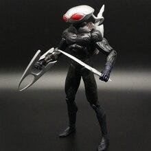 The New 52 Superman Justice League Neptune Diver Devil eel toys hands-on model doll цена в Москве и Питере