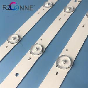 Image 4 - 612mm 7 LED Backlight Lamp strip For PHILIPS  32TV  32PFT4100 32PHH4100 LB32067 V0_00 TPT315