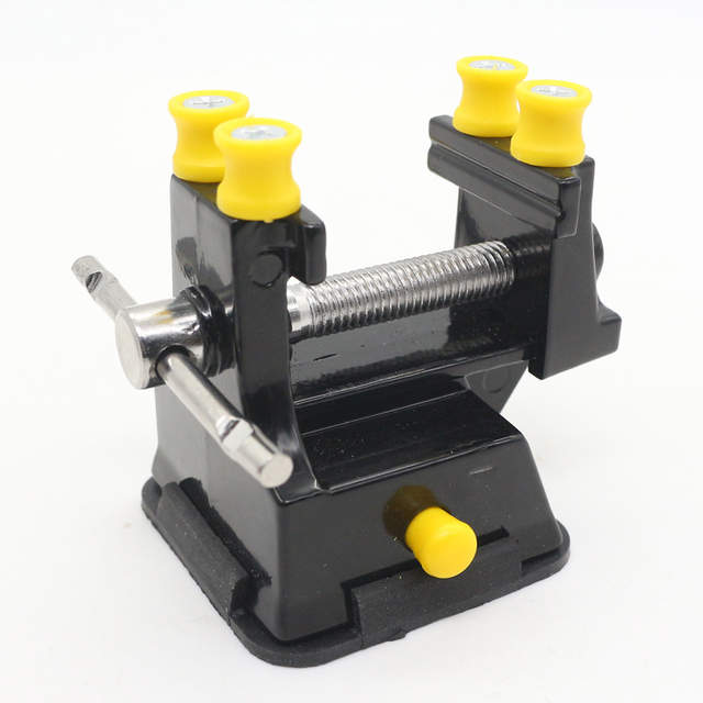 Superb Mini Diy Metal Home Tools Table Bench Press Clamp Carving Fixture With Strong Suction Cup Base Machined Tabletop Bench Vise Onthecornerstone Fun Painted Chair Ideas Images Onthecornerstoneorg