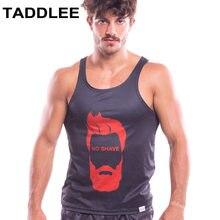 921b692b7b935 Taddlee Marque Hommes Débardeur T-shirts Sans Manches Sport de Basket-Ball Gym  T-shirts Gasp Fitness Stringer maillots 3D Imprim.