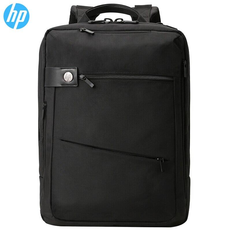 Genuine HP 15.6 inch Laptop Bag Business Black Backpack Security Side into Top zipper sa212 saddle bag motorcycle side bag helmet bag free shippingkorea japan e ems