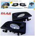 Car fog lamps, light source, safety DLAA fog lamps, suitable for Honda  FIT JAZZ SPORT 2008-2010 H11/12 V 55 w