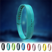 12 Colors Silicone Replace Wrist Band Strap Bracelet For Fitbit Flex 2 Smart Watch Smart Band Replace Bracelet For Fitbit Flex2