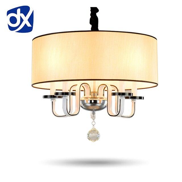 Hohe Qualität Metall Malen Moderne Kronleuchter Esszimmer Schlafzimmer  Villa Kronleuchter Beleuchtung Zeitgenössische Kronleuchter