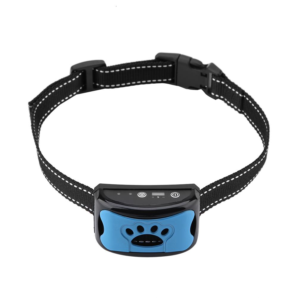 Waterproof and Rechargeable Dog Barking Control Collar with 7 Sensitivity Levels 10