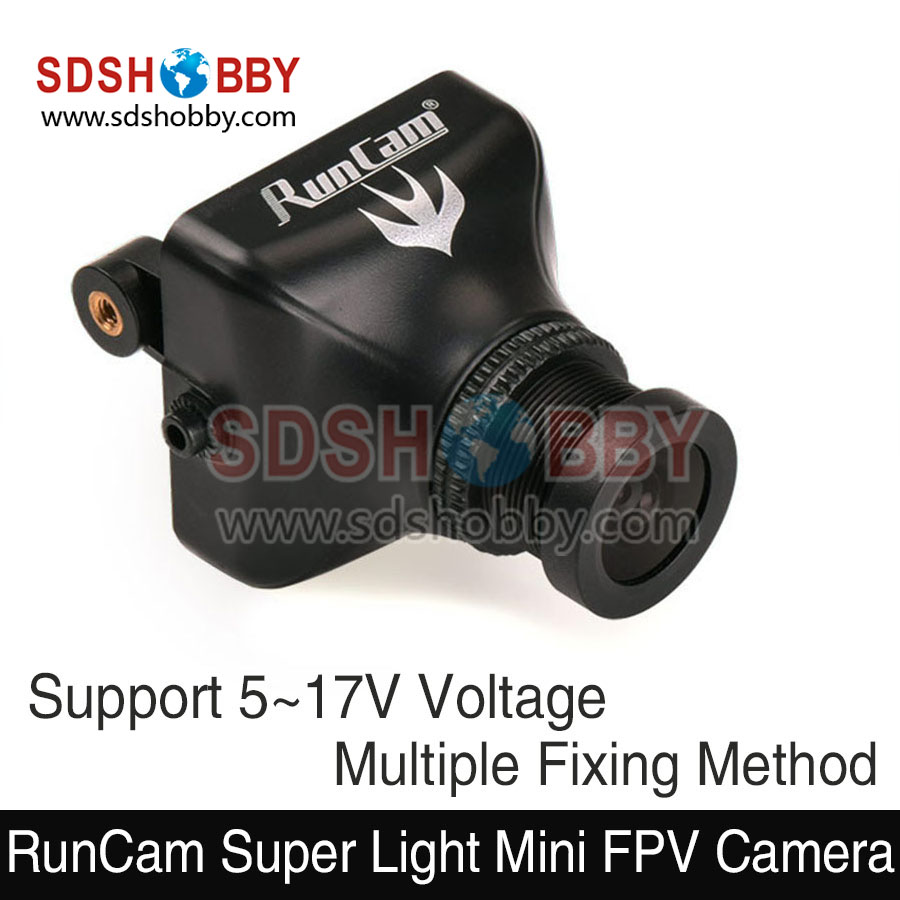ФОТО RunCam Swift FPV High Definition Mini Camera 1/3 SONY 600TVL Camera for Quadcopter Racing Drones