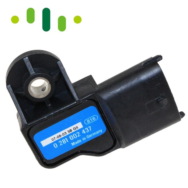 Tingkatkan Tekanan PETA Sensor Untuk Vauxhall Vectra Signum Zafira - Suku cadang mobil - Foto 2