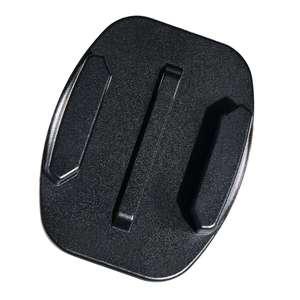 Image 5 - VIJIM GP 2 voor Gopro voor DJI OSMO Action Sport Camera Accessoires Camera Quick Release Plaat Beugel Montage Adapter Base