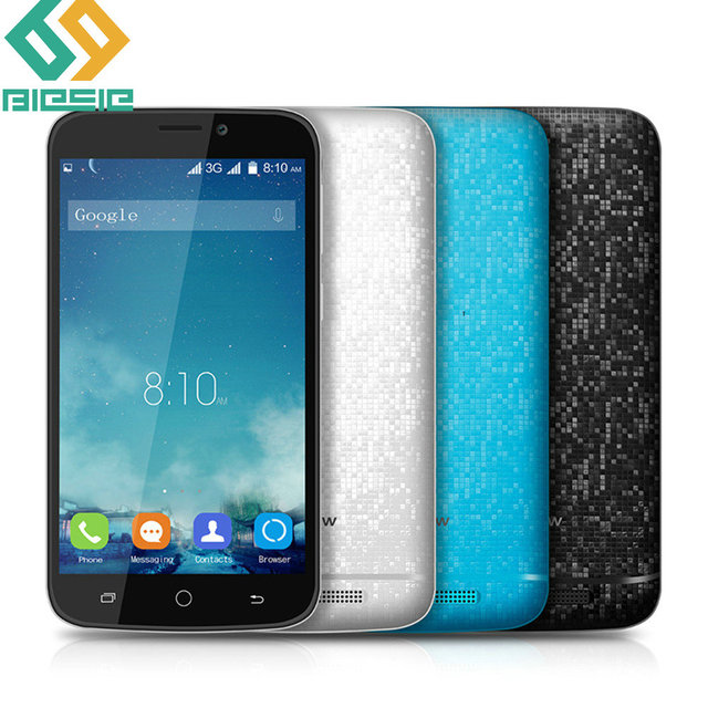 Blackview A5 Mobile Phone MTK6580 Quad-core 4.5 Inch Screen 1GB RAM 8 GB ROM Cellphone Android 6.0 3G Smartphone