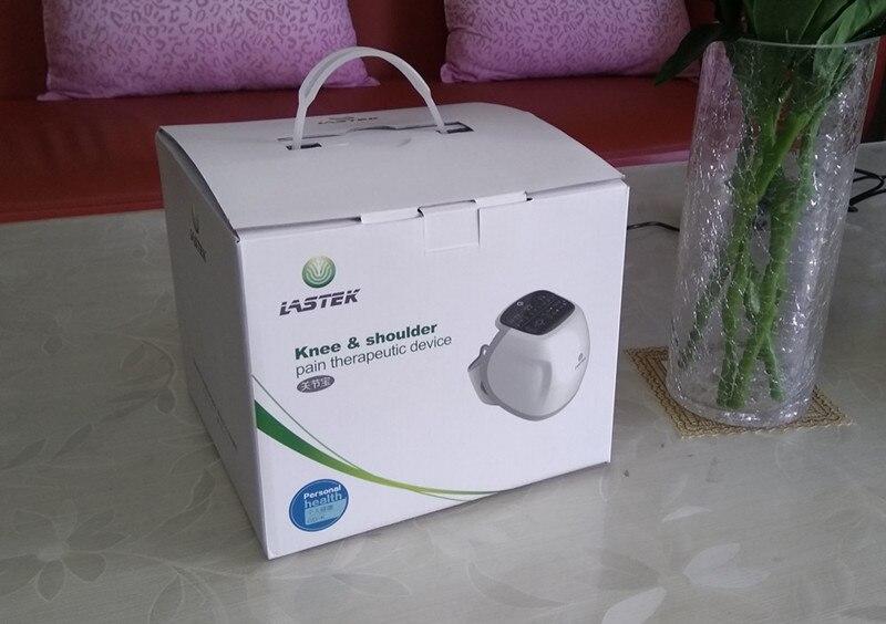 Купить с кэшбэком LASTEK LLLT 808nm Heating Laser Electric Knee Massager Knee Joint Sports Injury pain relief device