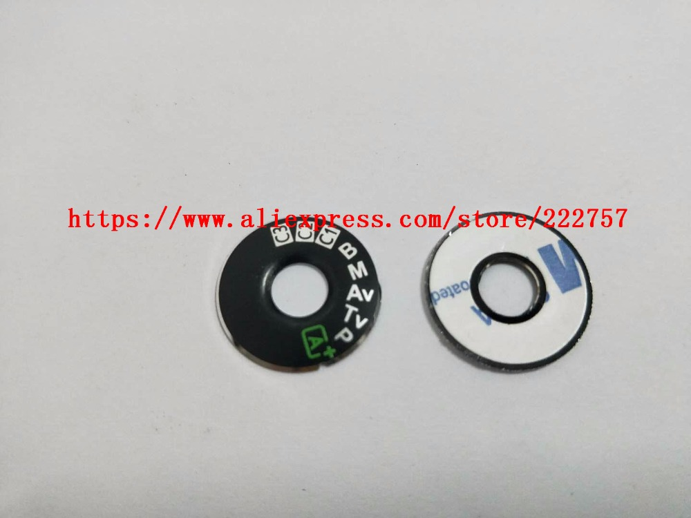 NEW Top Cover Button Mode Dial For Canon For EOS 5D3 5D Mark III 6D Camera Repair Parts