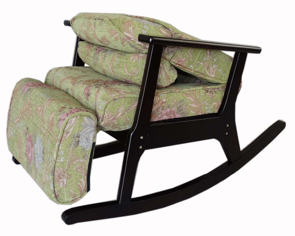 Rocking Recliner Chaise For Elderly