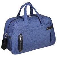 Oxford Waterproof Large Capacity Men Travel Bag Unisex Luggage Travel Handbags Packing Cubes 30%OFF T518