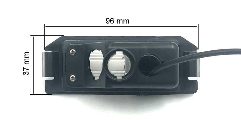 現代クーペ S3 Tuscani で/ティブロン 02 〜 08 Ccd 駐車バックアップ駐車カメラインテリジェントトラックダイナミック指導リアリアビューカメラ