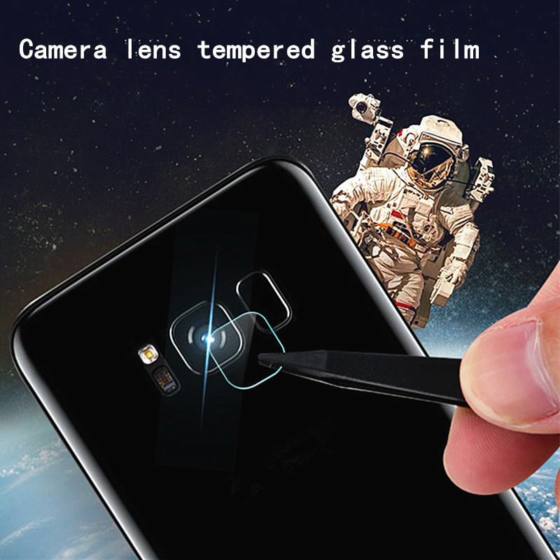 1Pc /2Pcs Dedicated camera protective film For Samsung Galaxy S8/S8Plus Camera lens tempered glass film