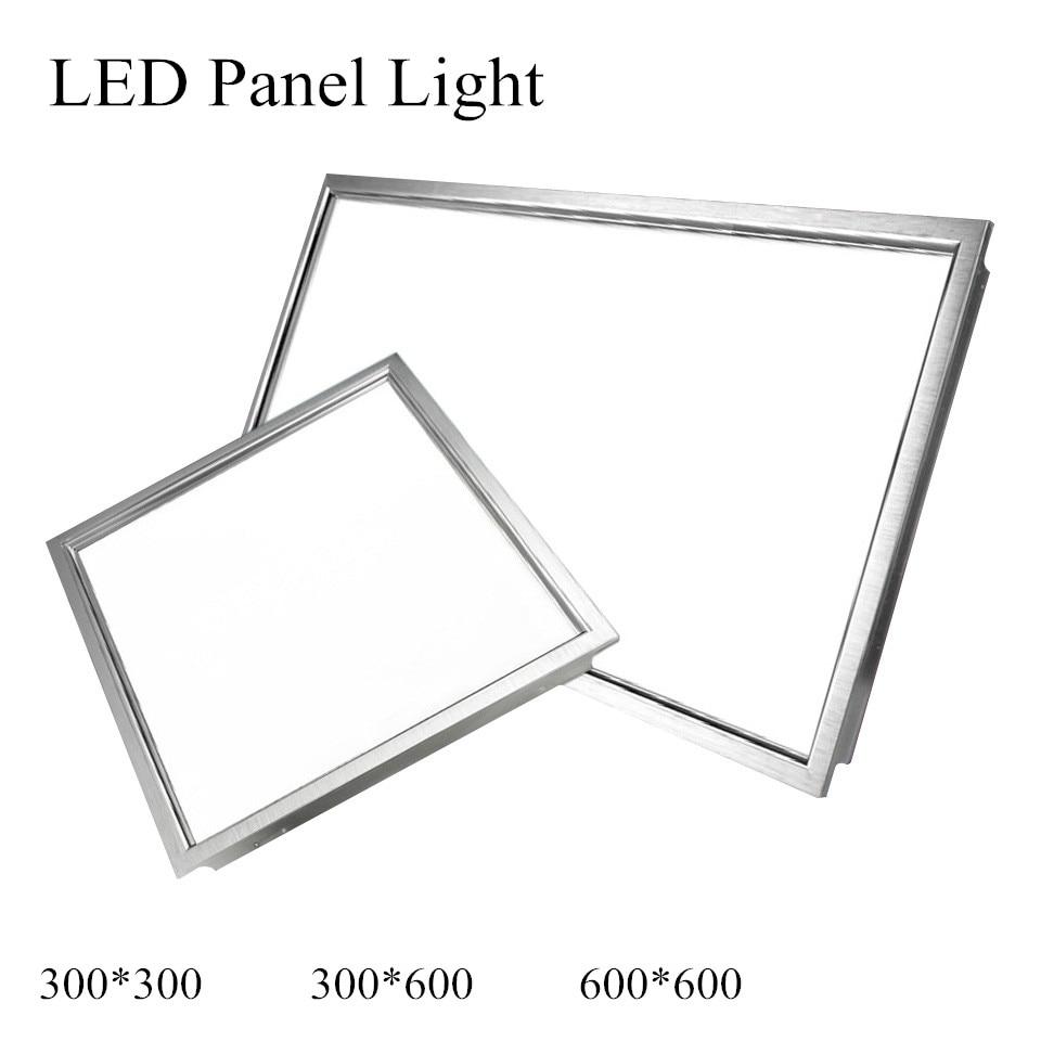 LED Panel Light 600x600 48w Square 300x300 18w Led Panel 300x600 24w LED Ceiling Light 4800lm