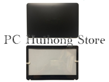 New/Orig For VAIO SVF142A Touchscreen LCD Back Cover Front Bezel EAHK8004010 4HHK8BHN000 Black