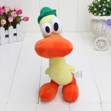 22 см Pato кукла Pocoyo Плюшевые Pato плюшевые мягкие игрушки для животных