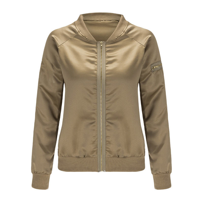 Aliexpress.com : Buy Women Casual Jacket Basic Coat Outerwear ...