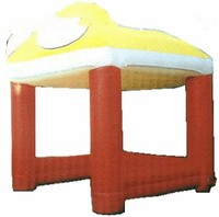 Best Quality Cheap Price Inflatable Sun Shelter Inflatable Tent With Four Foot