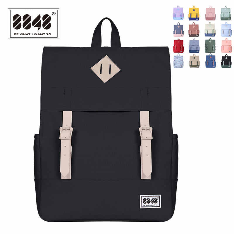 Fashion Oxford Backpack Women School Bags For Teenage Girls 15.6 Inch Bagpack Female Travel Backpack Men Plecak Mochila Mujer