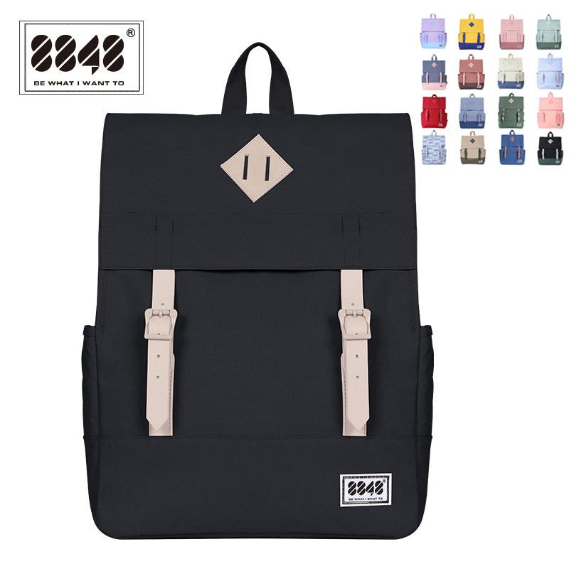 Fashion Oxford Backpack Women School Bags For Teenage Girls 15.6 Inch Bagpack Female Travel Backpack Men Plecak Mochila Mujer