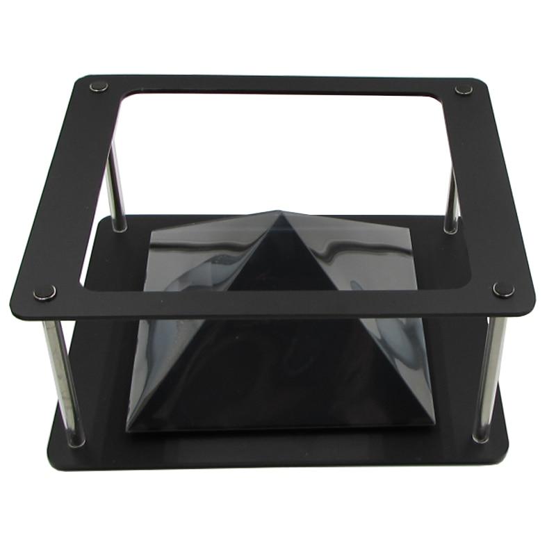 Holographic Tablet PC 3D Holographic Projection Pyramid DIY for Max - Տնային աուդիո և վիդեո - Լուսանկար 4