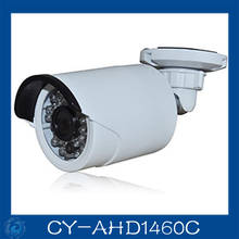 1/3 CMOS 24pcs led Waterproof aviation connector IP66 AHD 960P car cctv camera.CY-AHD1460C