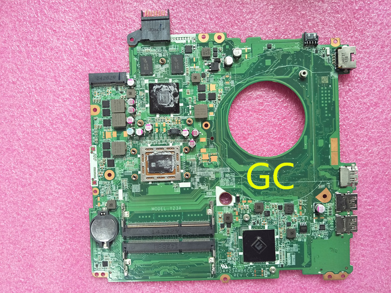 high quality laptop Motherboard For 15-P 766715-501 762531-501 762532-501 System Board Fully Tested цена