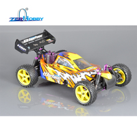 HSP Rc Car 1 10 Scale Nitro Power 4wd Remote Control Car 94106 Off Road Buggy