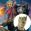 Guardians Of The Galaxy 2 Cosplay Baby Groot Tree Man Style Mask Halloween Realistic Masquerade Mask