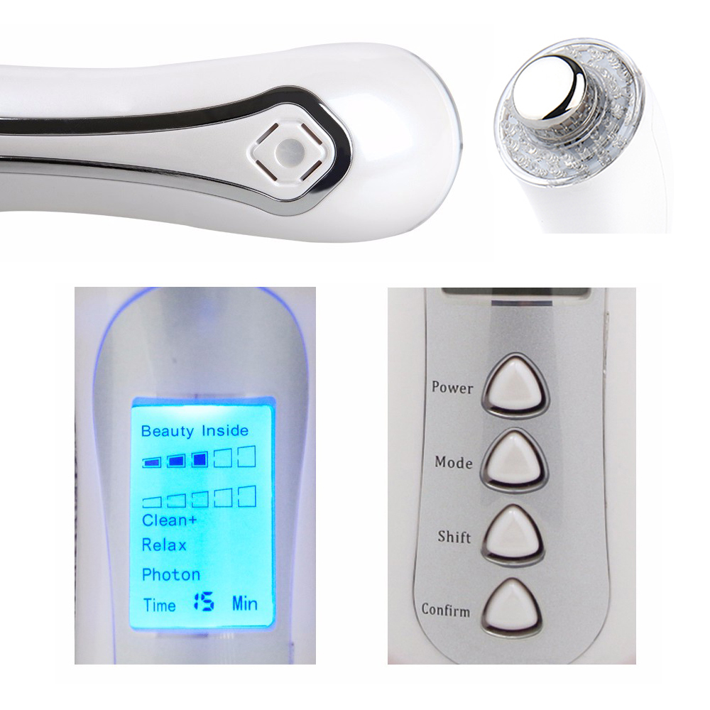 What is galvanic face cleaning