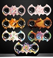 Tri Fidget Spinner Stress Reducer Triangle Blade Camouflage Colorful Spinner Long Rotation Time Luminous Keramische Larger EDC