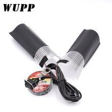 WUPP 1 PCS 12 V รถจักรยานยนต์จับไฟฟ้าเครื่องทำความร้อน Grips ชุด Refit ชุดมืออุ่นใส่ Handlebar คุณภาพสูง
