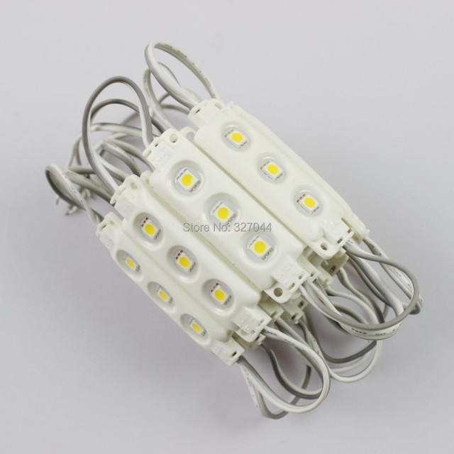 500 teile/los high power led modul seite beleuchtung 5050 led lampen ...